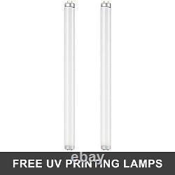 Exposure Unit UV Screen Printing 20 x 24 inch Silk Screen Kit For Printing