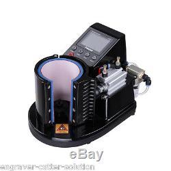 FREESUB 110V Pneumatic Sublimation 11OZ Mug Heat Press Machine