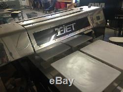 Fast T-Jet Jumbo DTG t-shirt printer