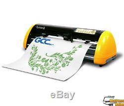GCC Expert II 24 Vinyl Cutter Plotter