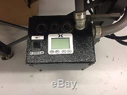 Geo Knight Maxi Press 40x64