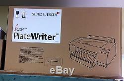 Glunz & Jensen CTP Plate writer