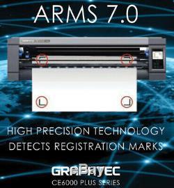 Graphtec CE LITE-50 Vinyl Cutter 20 Cutting Plotter for Craft Vinyl and HTV