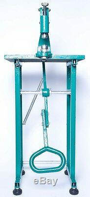 Grommet & Snap Press Machine with Foot Press and Stand, of your grommets, eyelets