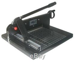 Guillotine Stack Paper Cutter Machine Timmerfull Warranty Come2770ez Heavy Duty