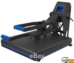 HPN Black Series 16 x 20 Auto-Open High Pressure Heat Press Machine