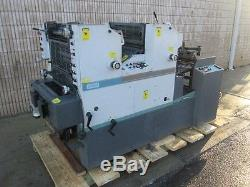 Hamada 248 Cx-sf, Two Color Press, Crestlines Dampening