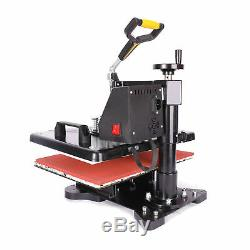 Heat Press Machine 12x15 +14 Vinyl Cutter Plotter Cutting with 3 Blades