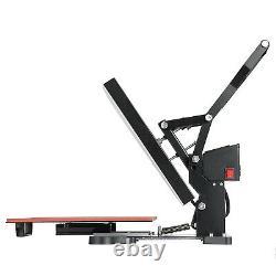 Heat Press Machine 15x15 Digital Sublimation Transfer for T Shirt Clamshell