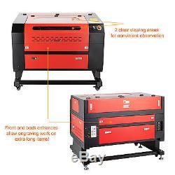 High Precise USB Port Laser Engraving Cutting Machine Engraver Cutter 60W CO2