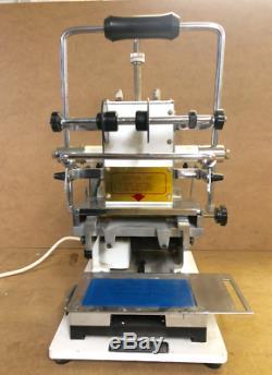 Hot Foil Stamping Machine / Embossing Machine / Hotprinter 1000