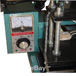 Hot Foil Stamping Machine Tipper Bronzing PVC ID Card Letterpress Printing DIY