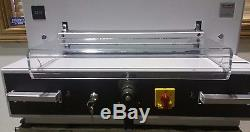 IDEAL MBM Triumph 4315 Paper Cutter Includes warranty