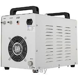 Industrial Water Chiller CW-3000 50With for 80W CO2 Laser Tube Engraver 220V