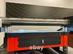 Large Format Flatbed Uv Printer