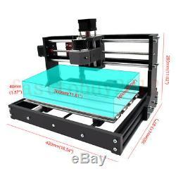 Laser Engraver CNC Engraving Machine Desktop Laser Cutting CNC3018 Pro Machine