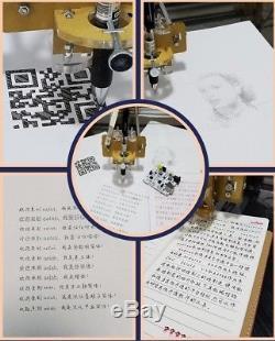 Laser Engraving Drawing Robot X Y Axis Plotter Metal Painting/Handwriting Robot