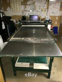 Letterpress/printing press