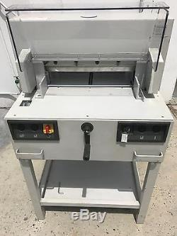 MBM, Challenge Triumph 4850-95 Paper Cutter (used)