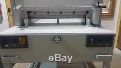 MBM Triumph 6550-95 EP Paper Cutter