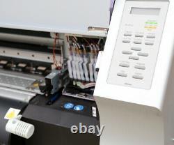 MIMAKI JV33-160 solvent printer NEW HEAD! Mutoh roland graphtec summa gbc cutter