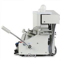 Manual Hot Glue Binder Wireless Binding Machine 110V Book New