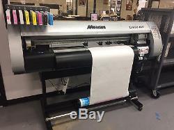 Mimaki CJV30-100 Printer/Cutter