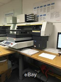 Mimaki Ujf -3042 HG wide format flatbed UV printer (USED- Great condition)