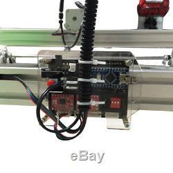 Mini CNC 5060 Engraving Router DIY Machine Wood Milling Router+15W Laser Module