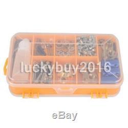Mini DIY CNC 2417 Mill Router Kit USB Desktop Metal Engraver PCB Milling Machine