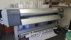 Mutoh ValuJet 64 VJ-1604 Full Color Eco Solvent Wide Format Digital Printer
