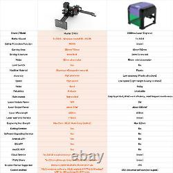 NEJE 2.5w output mini Laser Engraver DIY Mark Printer Carver Engraving Machine