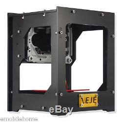 NEJE DK BL 1500mw Laser Engraver Cutter Engraving Carving Machine Printer