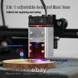 NEJE Master 2s max 30W laser engraving cutting machine laser cutter engraver DIY
