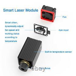 NEJE master 2 10W mini Laser Engraving carving Machine engraver APP Control mark