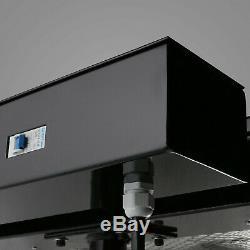 New 18x18 Adjustable Height Flash Dryer Sikscreen Printing DIY T-Shirt Curing