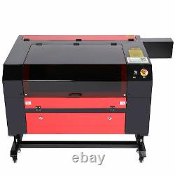OMTech 28x20 80W CO2 laser Engraving Cutting Carving Engraver Cutter Ruida