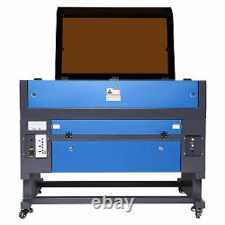 OMTech 28x20inch 60W CO2 laser Engraver Cutter Ruida with CW-5200 Water Chiller