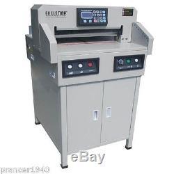 Original GUILLOTINE EC19 PRO Heavy Duty Electric Stack Paper Cutter