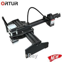 Ortur 7000mw Desktop Laser Master Engraver Machine DIY Cutting Logo Mark Printer