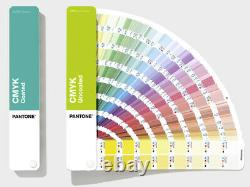PANTONE CMYK Guide Gloss Coated & Uncoated, over 2800 4 colour process colours