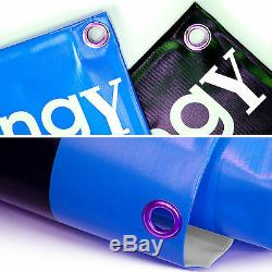PVC Banners Outdoor Vinyl Banner Advertising Sign Display Printed Heavy Duty PVC