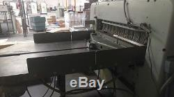 Polar Paper Cutter 137 Emc Monitor