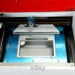 Preenex 40W USB CO2 Laser Engraving Cutting Machine Engraver Cutter Control