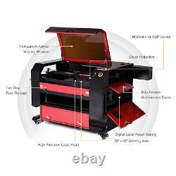 Preenex 80W 28 ×20 Cutting Engraving Marking Machine CO2 Laser Engraver Cutter