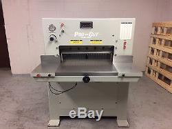 ProCut 265 D Hydraulic Paper cutter