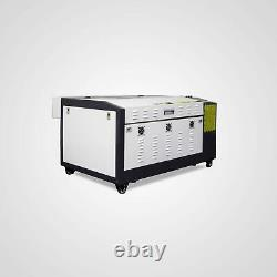 RDworks RECI 100W CO2 LASER ENGRAVING AND CUTTING MACHINE 600mm400mm Motor Z