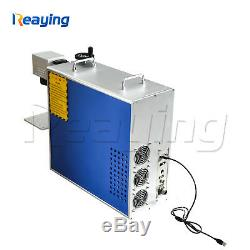 Raycus 30W USB Fiber Laser Marking Machine Metal Engraving CE FDA PC WIN10 win8
