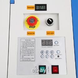 Ridgeyard 40W CO2 Laser Engraving Cutting Machine 12x8 Engraver Cutter USB