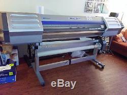 Roland Soljet ProII SC-540 printer/cutter